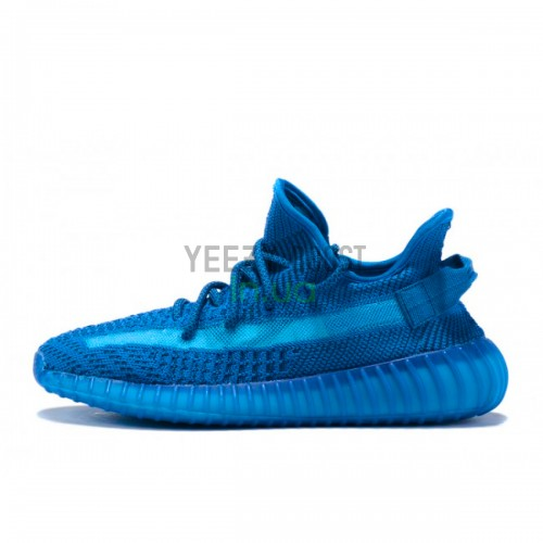 Yeezy Boost 350 V2 All Blue