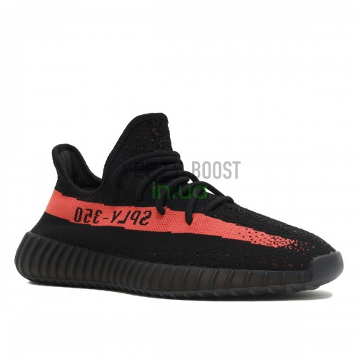 Yeezy Boost 350 V2 Core Black Red BY9612