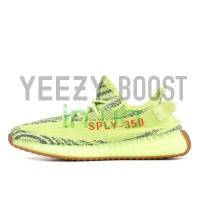 Yeezy Boost 350 V2 Semi Frozen Yellow B37572